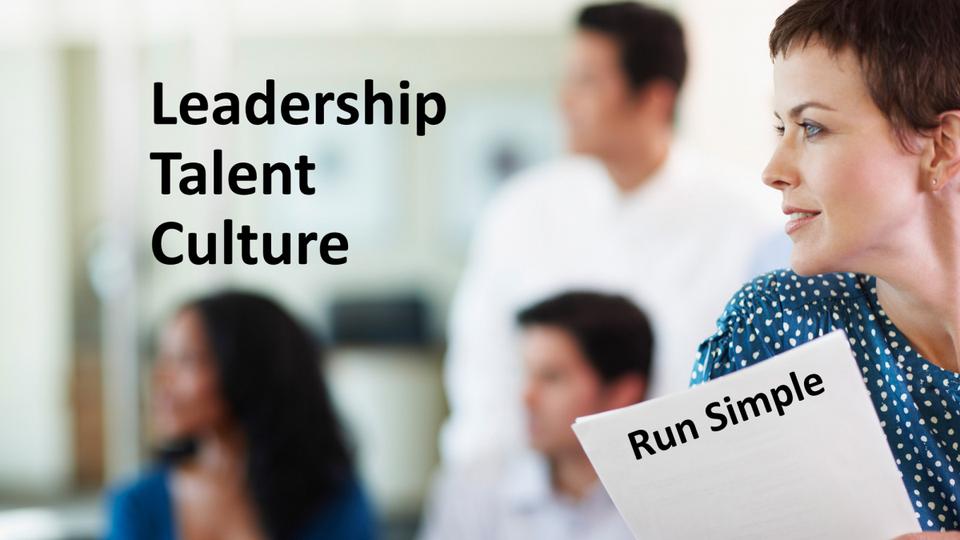 Leadership Talent