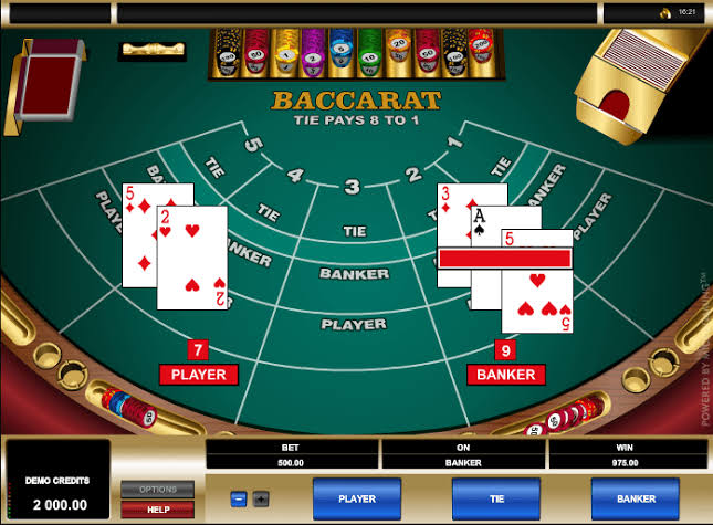 Play Baccarat Online – Benefits of Playing the Game on the Internet