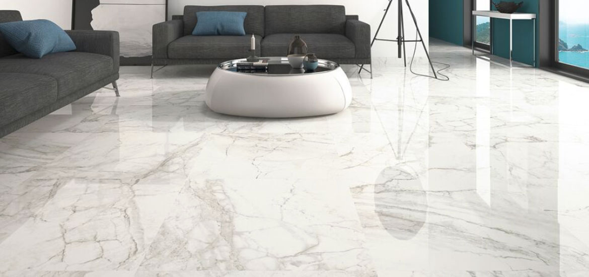 Four Advantages of Marble Tiles