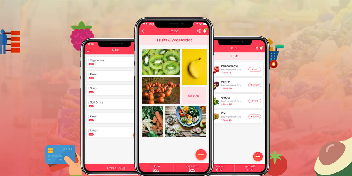 Grocery App Development: Features You Should Not Forget