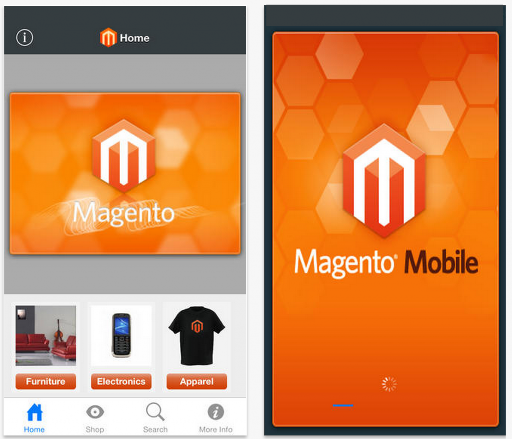 Magento Store Absolutely Mobile Ready