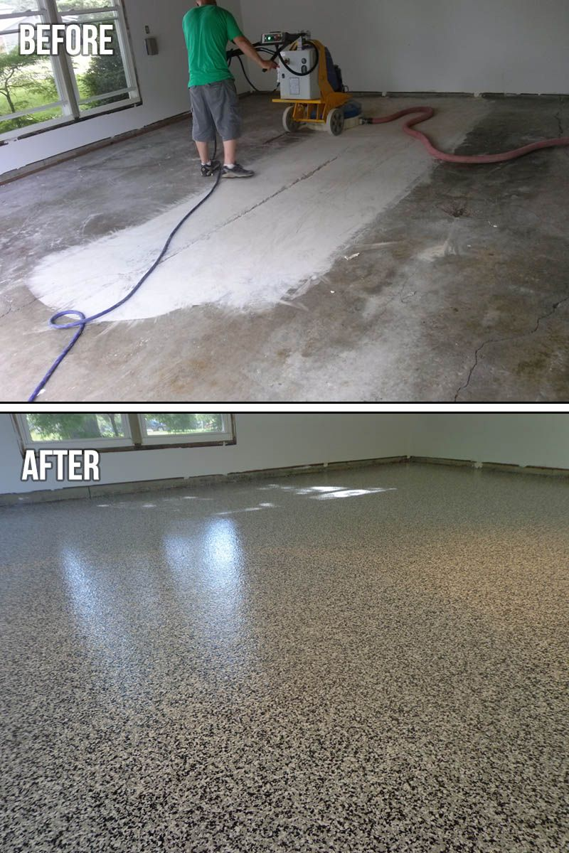 five Ways to Use Custom Concrete Coatings and Its Benefits