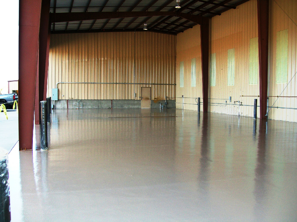 Use Custom Concrete Coatings and Its Benefits