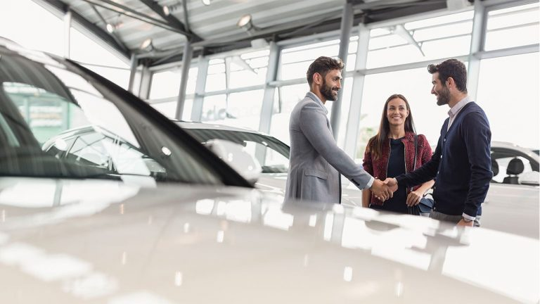 How To Buy A Car With No Hassle