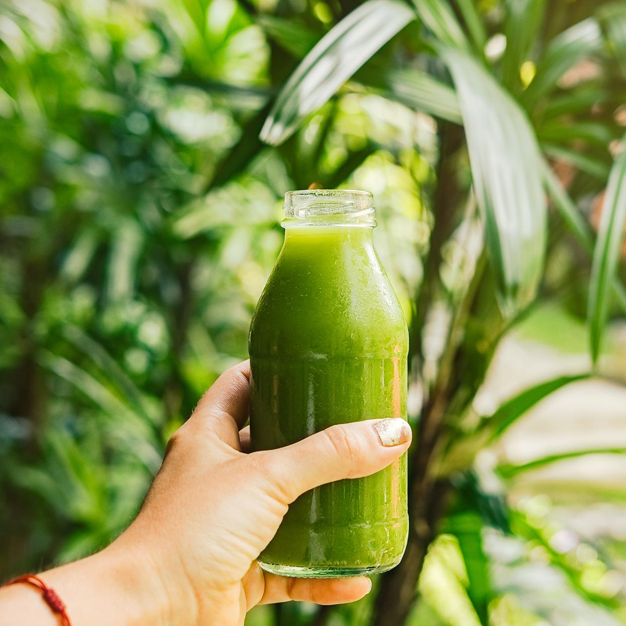 Eat More Fruits And Veggies Through Juicing