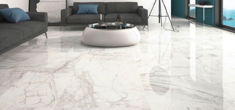 Four Advantages of Marble Tiles